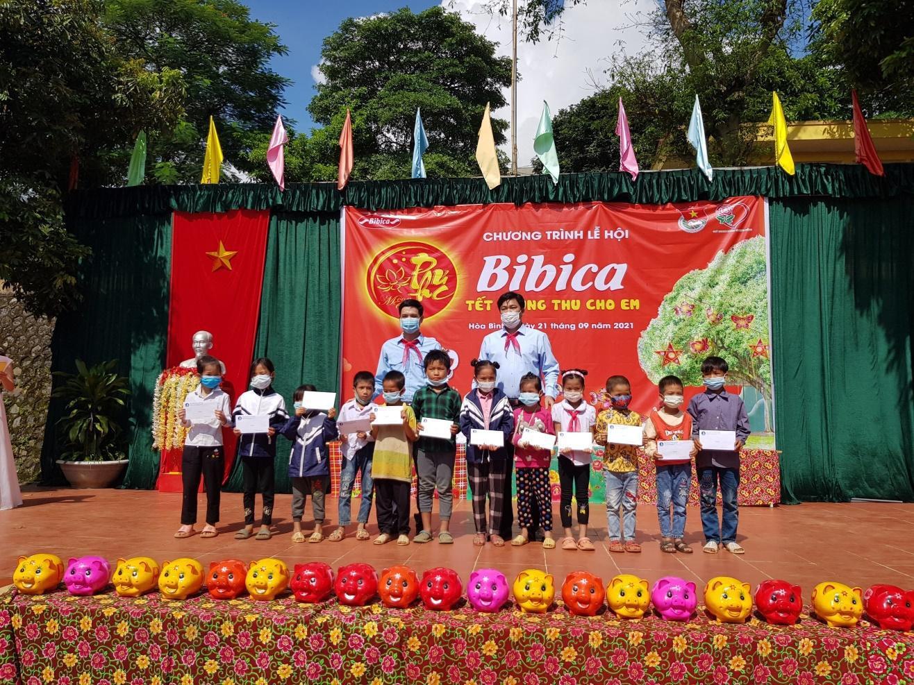 Tết Trung Thu Cho Em - Mùa 2 đã được Bibica triển khai tại 17 tỉnh thành trên toàn quốc - Ảnh 3.