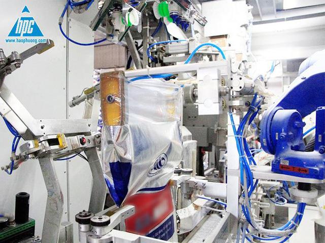 Lý do để doanh nghiệp lựa chọn robot đóng bao tự động OMBA - Ảnh 3.