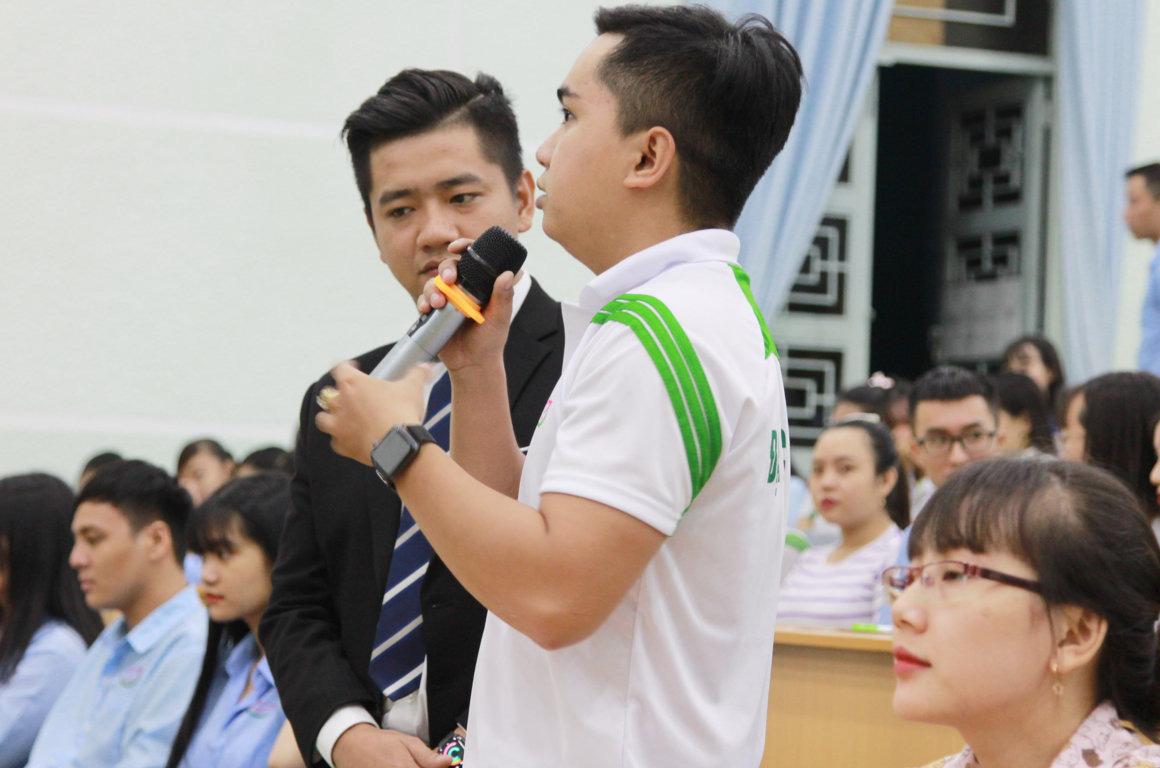 TDU đồng hành cùng sinh viên trong suốt quá trình học tập, khởi nghiệp - Ảnh 4.