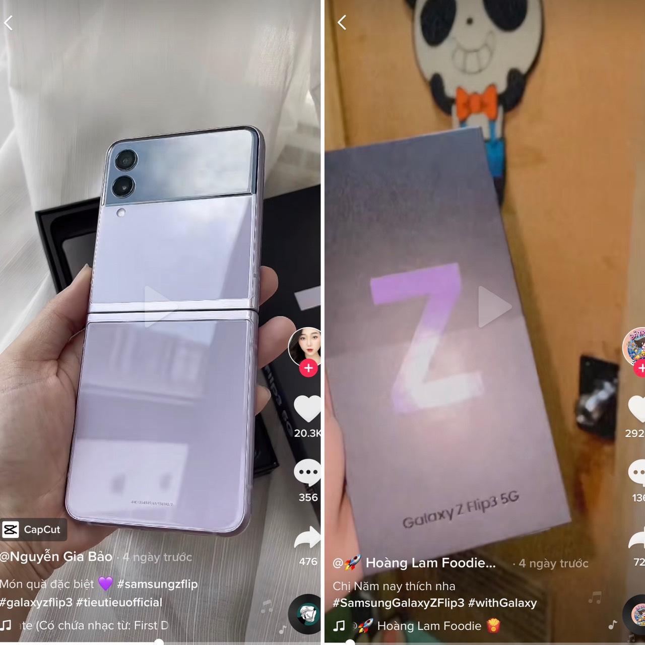 Niềm vui tràn ngập trên mạng xã hội nhờ hiệu ứng Galaxy Z Fold3 và Z Flip3 về tay - Ảnh 6.