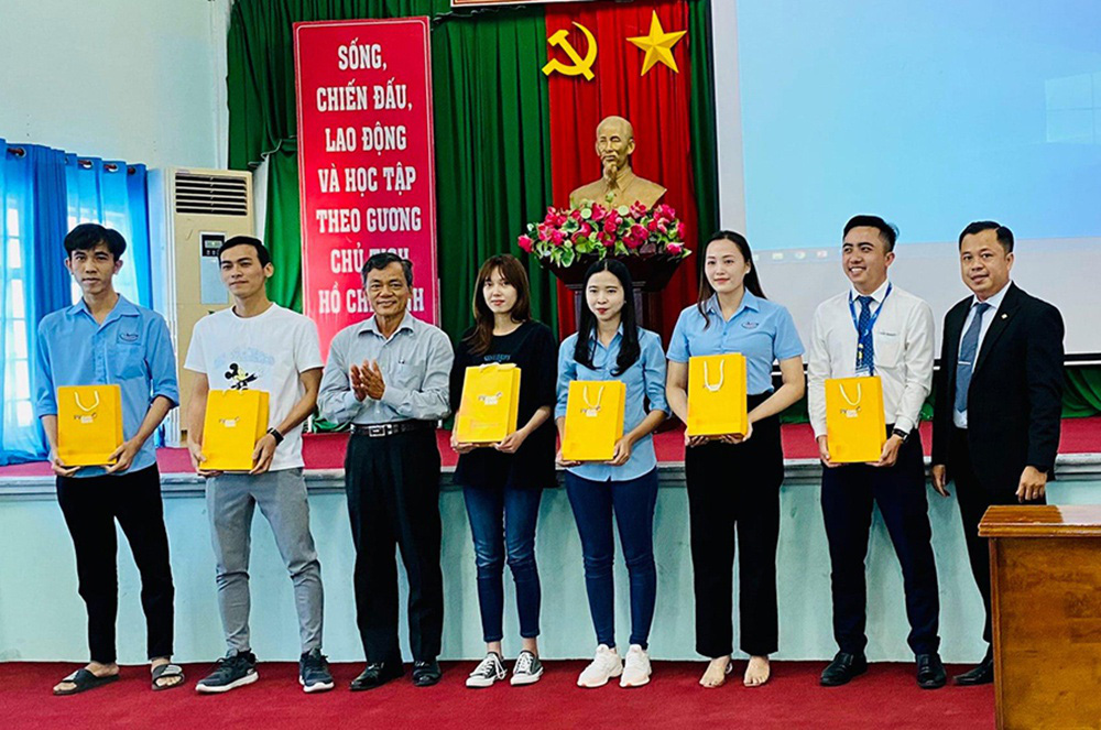 TDU đồng hành cùng sinh viên trong suốt quá trình học tập, khởi nghiệp - Ảnh 5.
