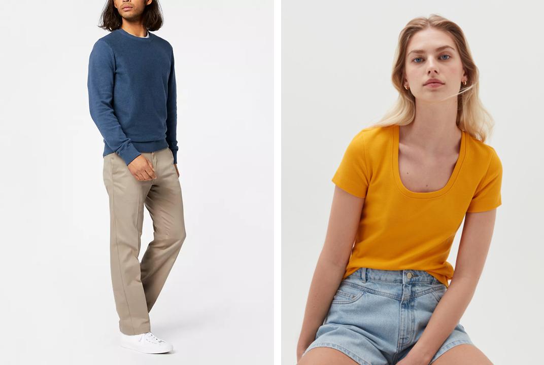Loạt thương hiệu thời trang, phụ kiện đẳng cấp style Bắc Âu đang sale đến 50%, toàn đồ xịn form đẹp diện lên cực sang - Ảnh 6.