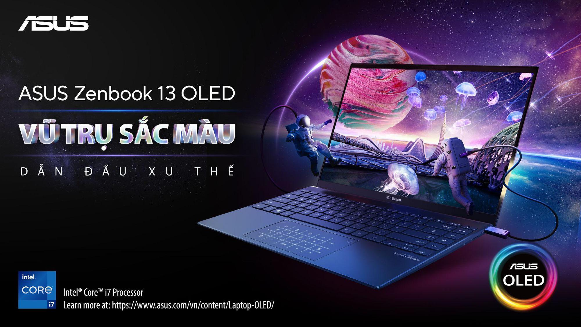 Gợi ý mẫu laptop cuối 2021: Ưu tiên màn hình OLED và tính đa năng - Ảnh 1.