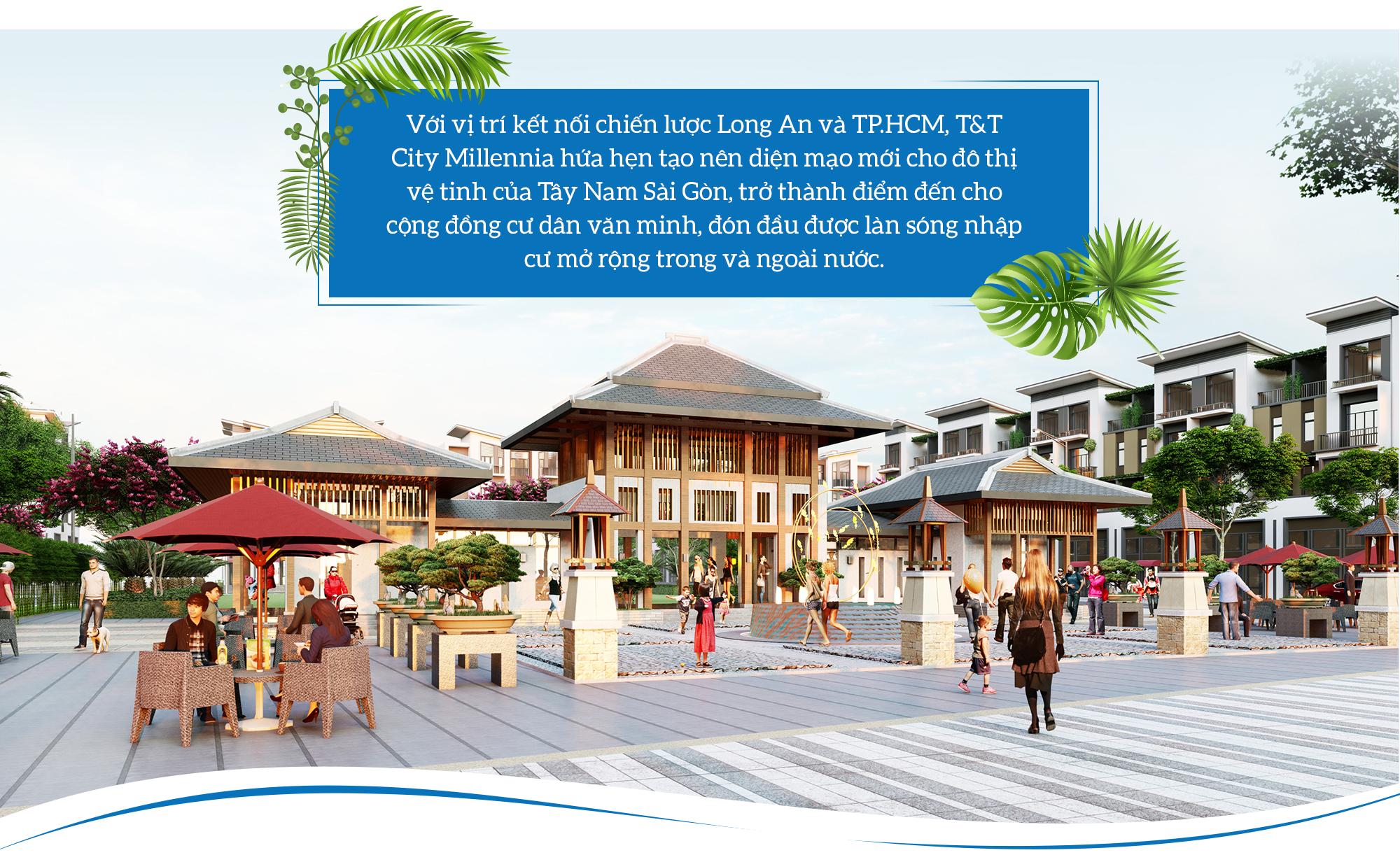 Thành phố Thiên niên kỷ T&T City Millennia – Miền đất hứa cho giấc mơ tương lai - Ảnh 2.
