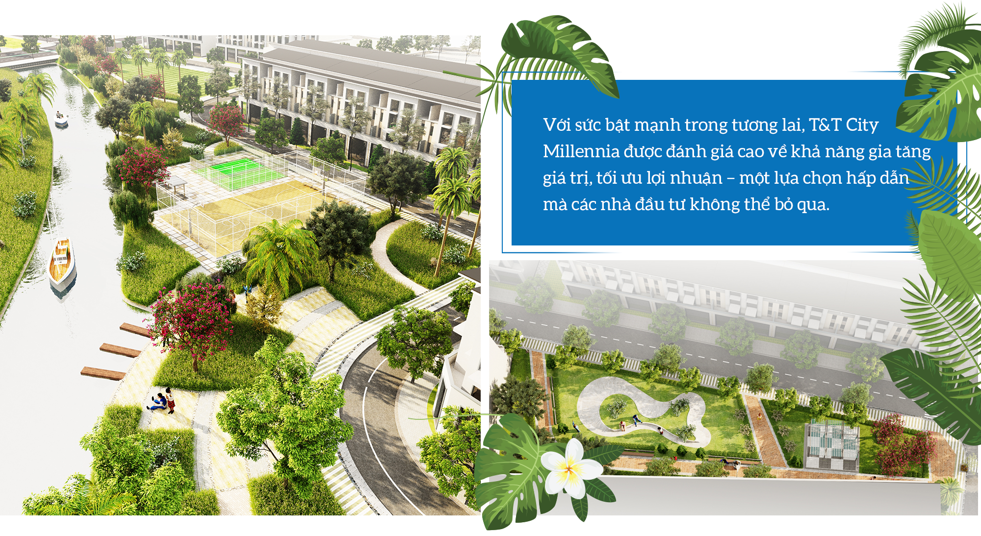 Thành phố Thiên niên kỷ T&T City Millennia – Miền đất hứa cho giấc mơ tương lai - Ảnh 5.
