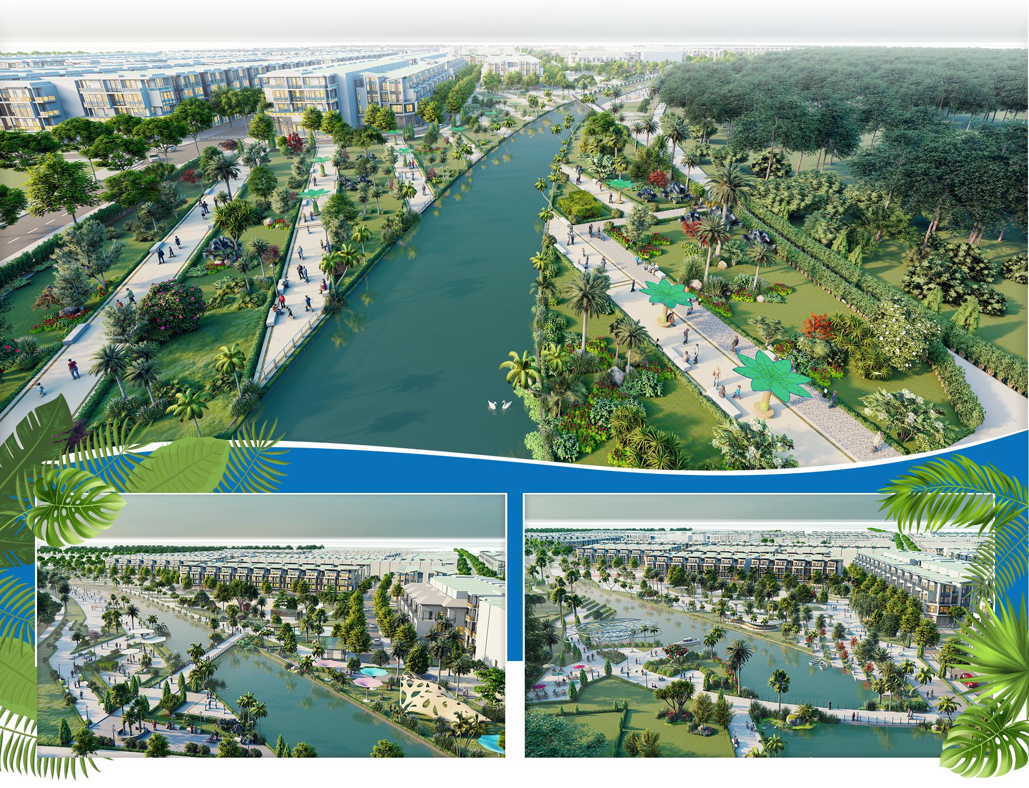 Thành phố Thiên niên kỷ T&T City Millennia – Miền đất hứa cho giấc mơ tương lai - Ảnh 9.