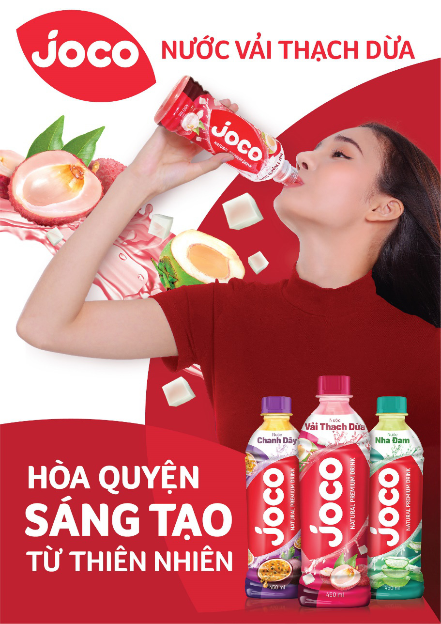 Nước trái cây JOCO khiến giới trẻ mê mẩn khi có thêm hương vị siêu độc đáo - Ảnh 4.