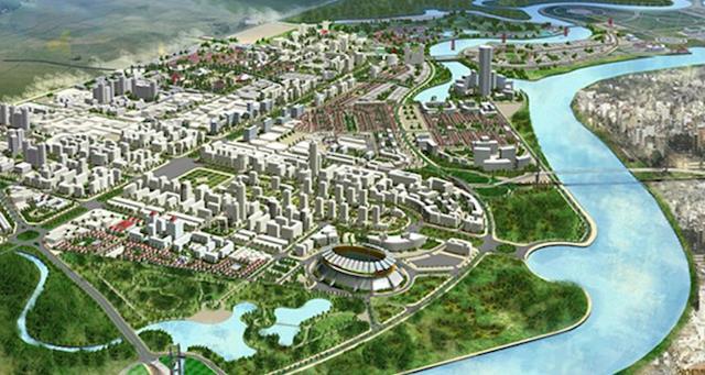 Tân Hoàng Minh đầu tư gần 3 nghìn tỷ làm dự án Khu công nghệ thông tin tập trung - Ảnh 1.