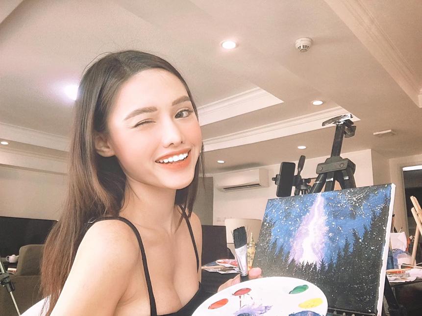 Ceisa Vu - Hot girl 2k sở hữu thương hiệu hoa có tiếng Sài thành từ tuổi 19 - Ảnh 5.