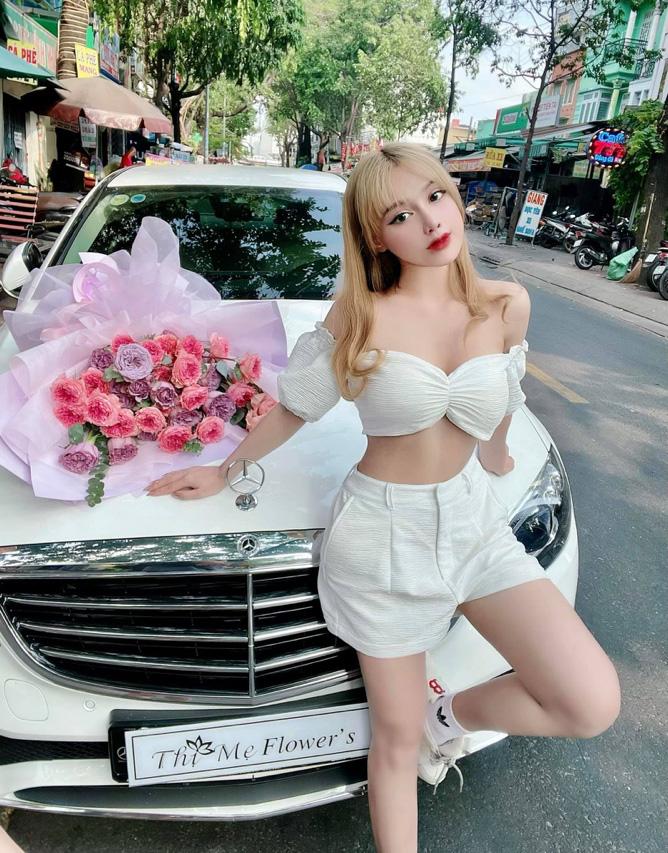 Ceisa Vu - Hot girl 2k sở hữu thương hiệu hoa có tiếng Sài thành từ tuổi 19 - Ảnh 6.