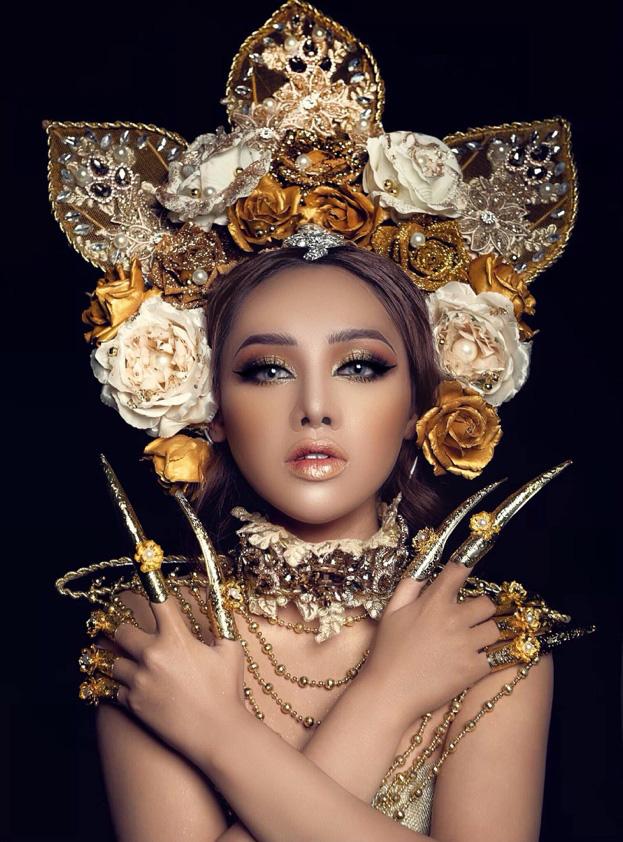 Ceisa Vu - Hot girl 2k sở hữu thương hiệu hoa có tiếng Sài thành từ tuổi 19 - Ảnh 8.