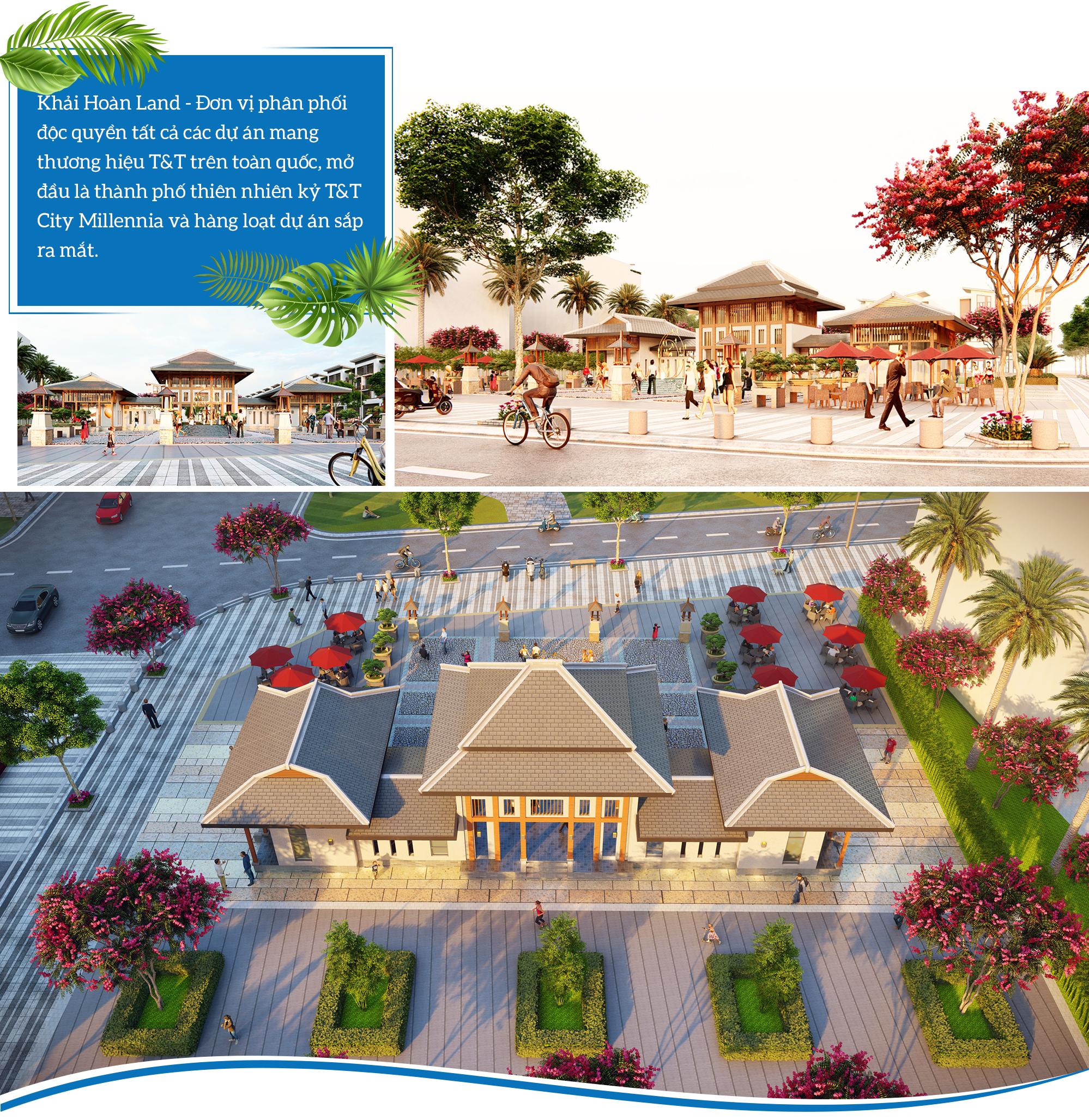 Thành phố Thiên niên kỷ T&T City Millennia – Miền đất hứa cho giấc mơ tương lai - Ảnh 7.