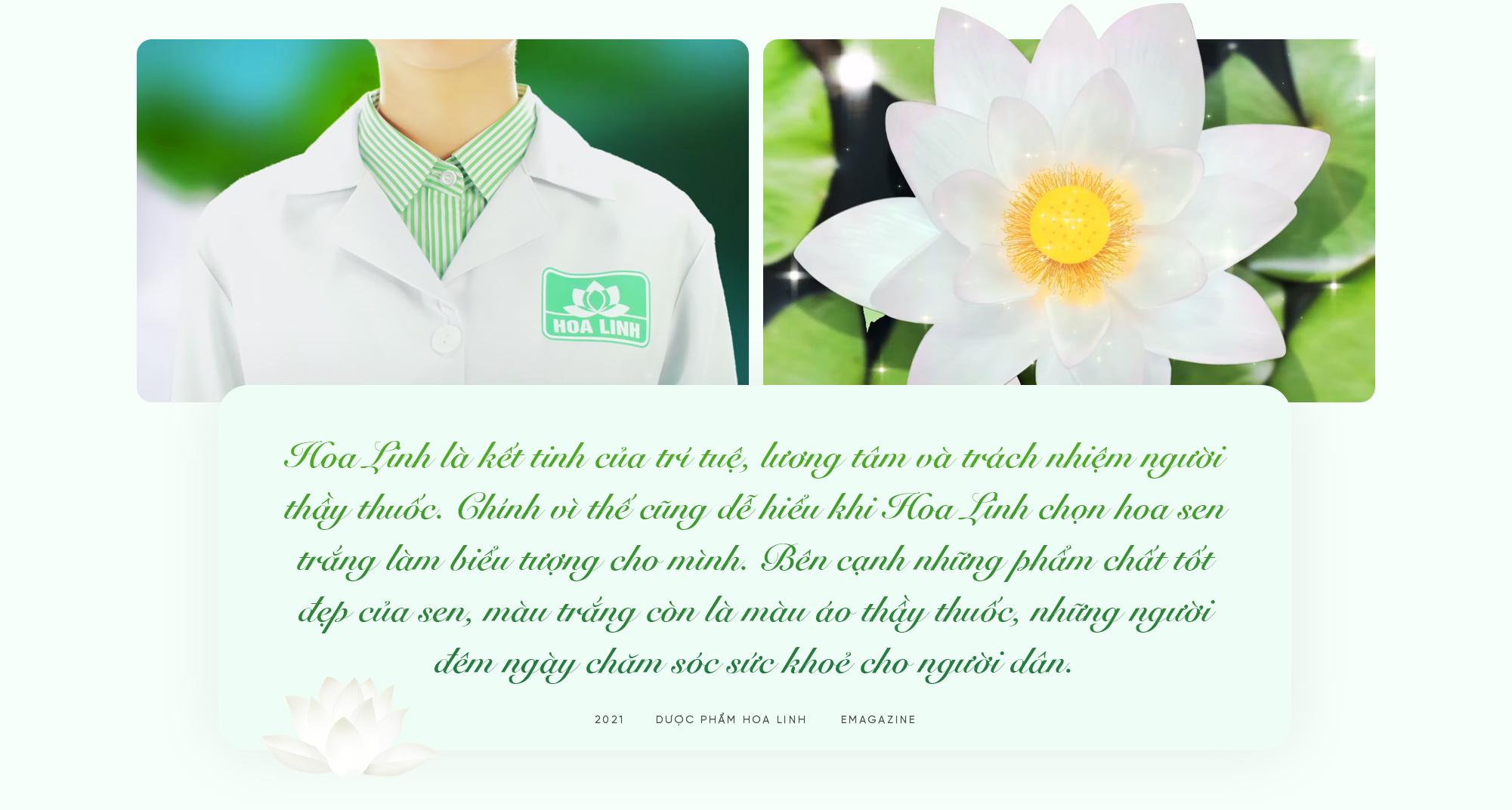 Dược phẩm Hoa Linh Bông sen trắng vươn mình để chất lượng tỏa hương - Ảnh 7.