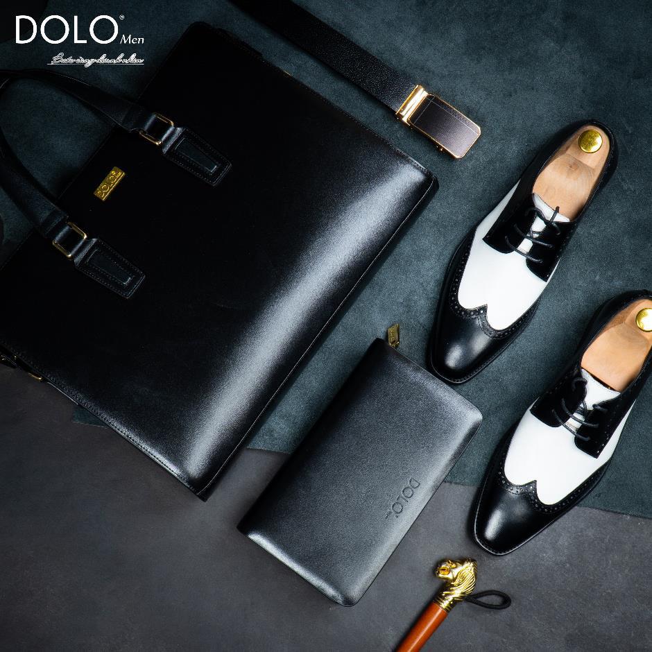 Khám phá bộ sưu tập phụ kiện bằng da xịn xò của DOLO Men - Ảnh 3.