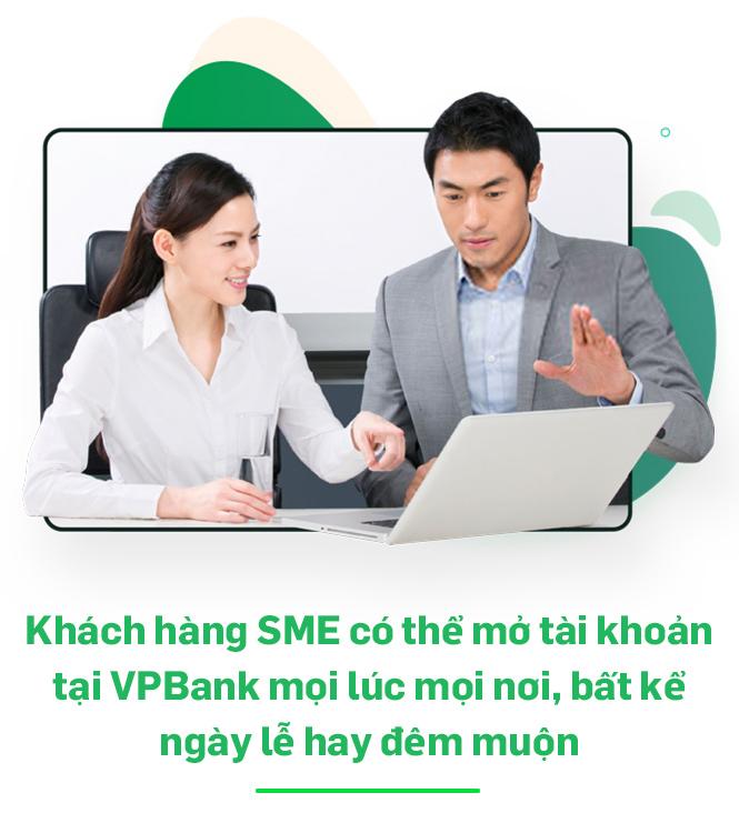 VPBank tiên phong số hóa sản phẩm - dịch vụ hỗ trợ SME vượt qua Covid - Ảnh 3.