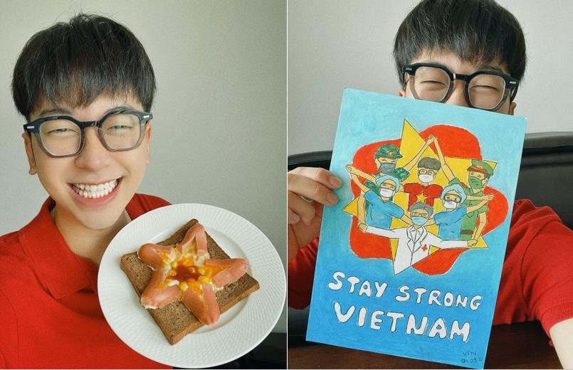"""Sao Việt hưởng ứng """"Góp triệu ngôi sao"""" gây quỹ hỗ trợ tiểu thương TP.HCM - Ảnh 3."""