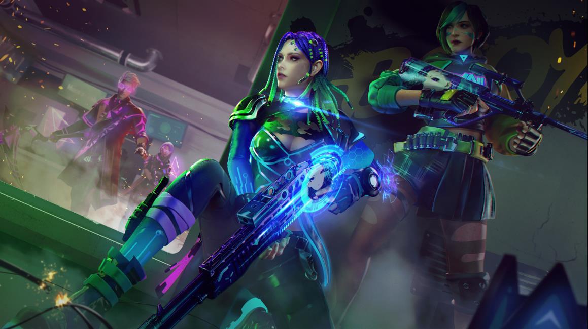 Nữ thần công nghệ của Free Fire chính thức ra mắt sự kiện riêng vào đầu tháng 9 - Ảnh 1.