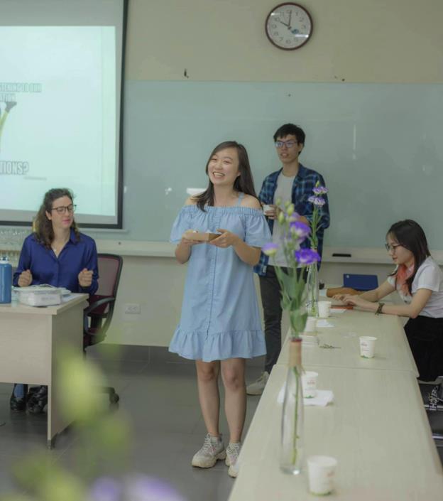 Những lớp học phát triển kỹ năng nghe tên thì lạ, học thì siêu hay - Ảnh 2.