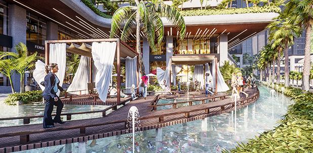Khám phá không gian sống 365 ngày chuẩn resort tại Sunshine City Sài Gòn anh 4