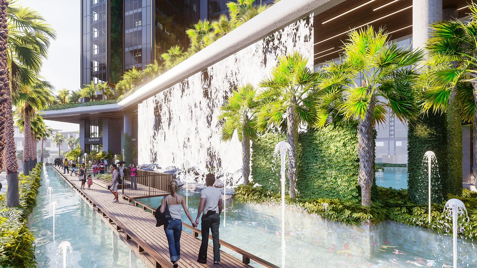 Khám phá không gian sống 365 ngày chuẩn resort tại Sunshine City Sài Gòn anh 5