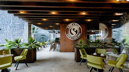 Khám phá không gian sống 365 ngày chuẩn resort tại Sunshine City Sài Gòn anh thuong mai cafe