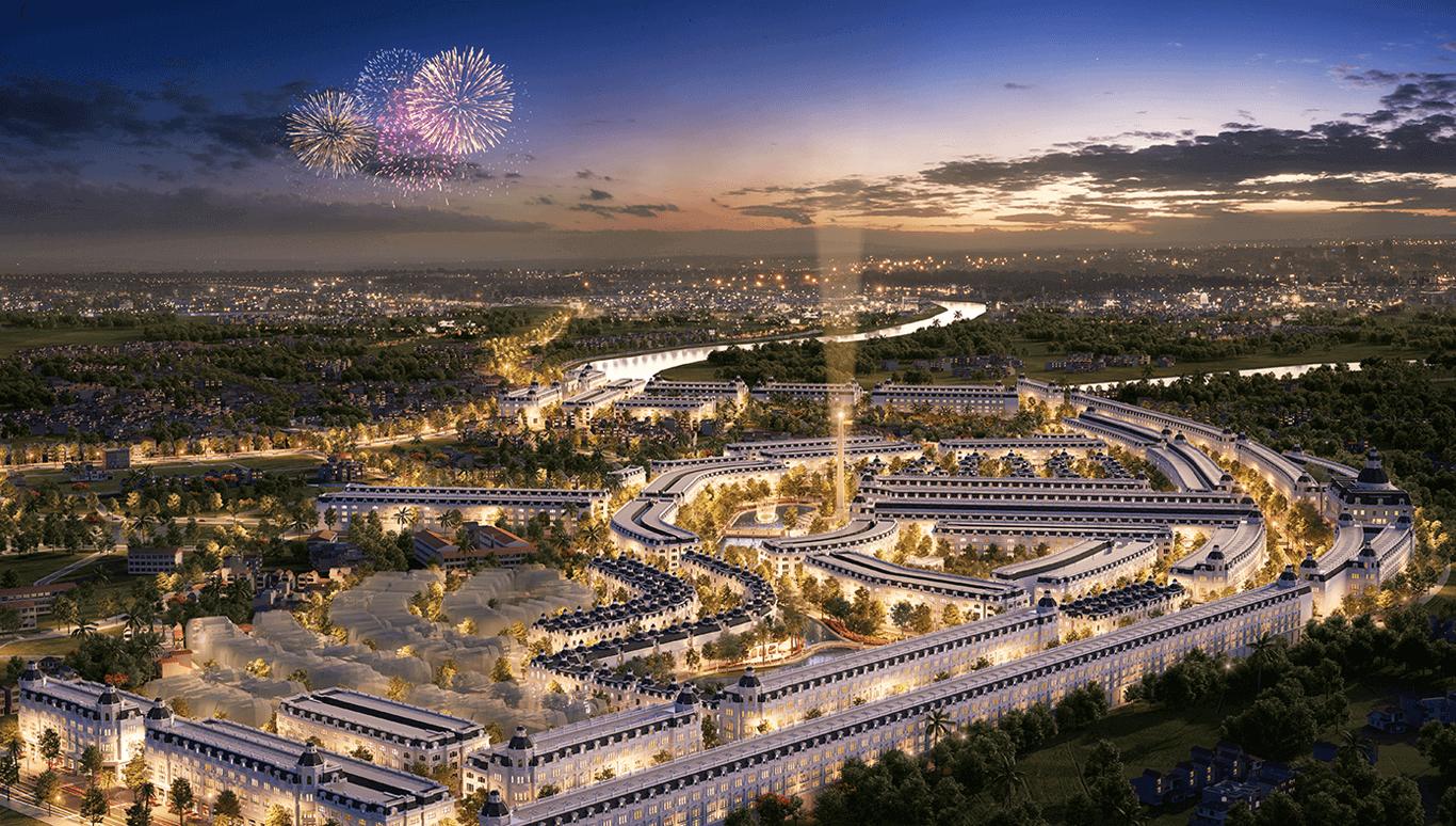 Danko City - khu đô thị bên sông - Tâm điểm thịnh vượng của thành phố Thái  Nguyên