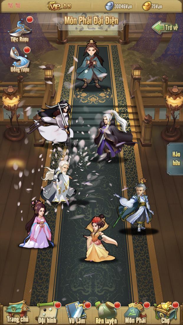 Tân Chưởng Môn VNG – Một trong những game mobile đấu tướng chiến thuật đáng chơi nhất tháng 3 này - Ảnh 6.