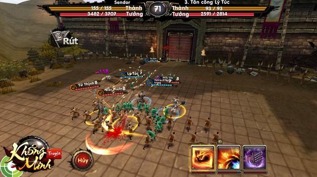 Tam Quốc Vương Giả xứng đáng với ngôi vị Cực phẩm chiến thuật Tam Quốc 10 năm có 1 trong làng game Việt. - Ảnh 3.
