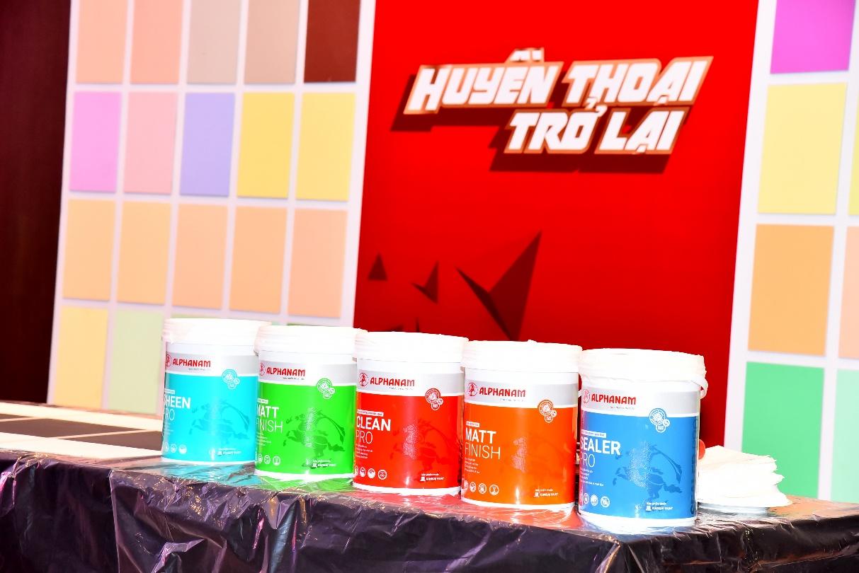 """Kansai Paint """"làm mới"""" thị trường sơn Việt"""