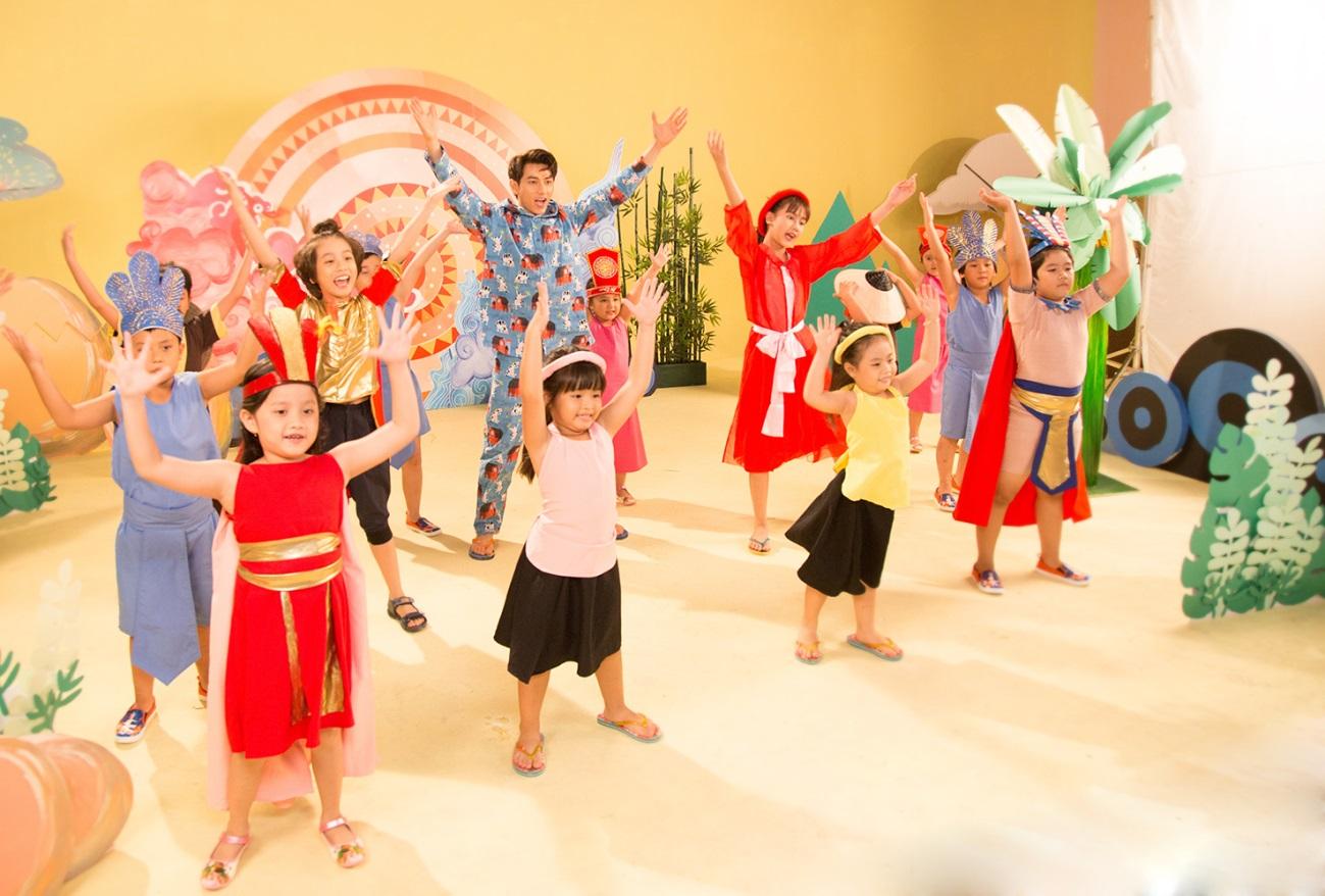 Tham vọng mang cả thế giới cổ tích hạnh phúc đến trẻ em Việt của Biti's