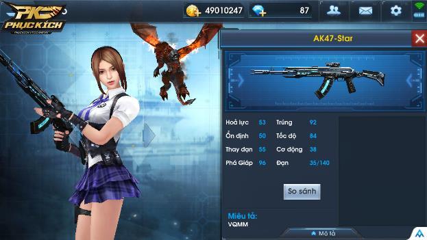 AK47- Star