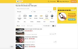 Chợ Tốt Xe giải quyết bài toán mua xe xe bốn phân phốih cho người Việt - Ảnh 1.