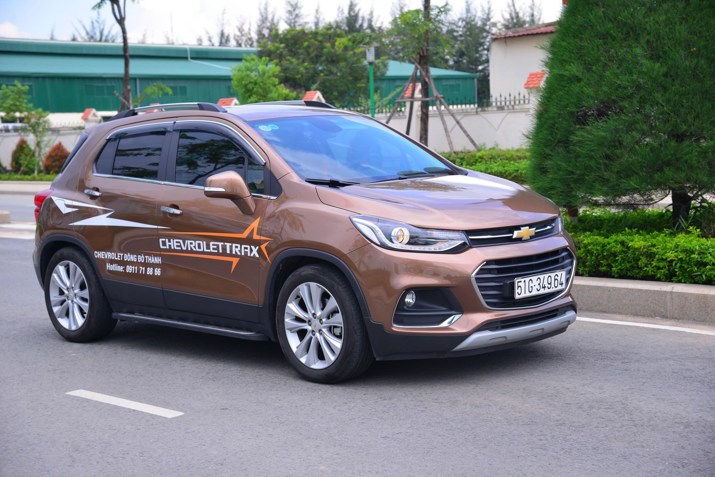 #LiveLoveEnjoy – khởi động hè 2017 theo cách của Chevrolet Trax