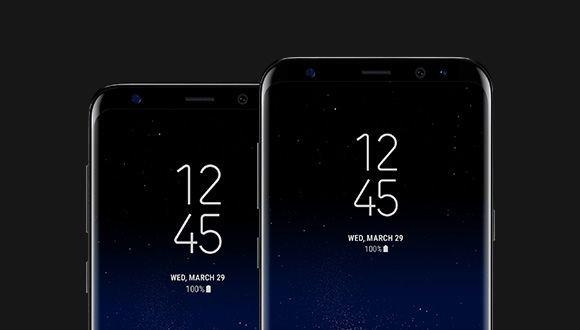"""Bộ đôi Galaxy S8/S8+ chính là """"trái tim"""" của hệ sinh thái Galaxy. (Ảnh: Samsung Global)"""