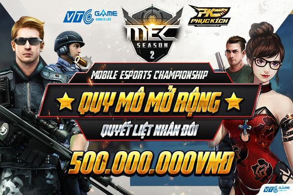 MEC Season 2 đã chính thức khởi tranh, Hoàng Gia thể hiện đẳng cấp nhà vô địch