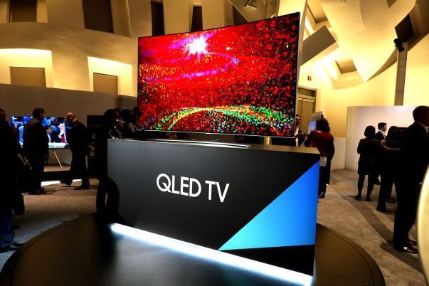 Tương lai của ngành công nghiệp TV chính là công nghệ QLED.