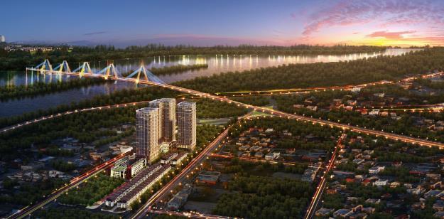 Thừa hưởng hạ tầng đồng bộ cộng có địa điểm giao điểm giữa lõi Thủ đô cũ và trọng điểm mới phía Tây, Tây Hồ Tây hội tụ đủ nhân tố then chốt của 1 điểm sáng nhà đất cấp cao.
