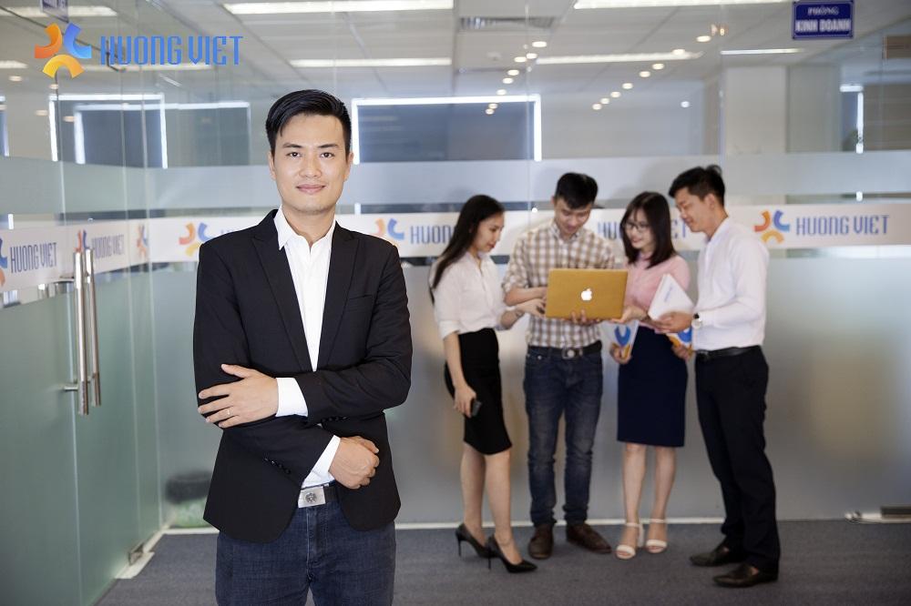 Hương Việt Group đón đầu Cách mạng 4.0 với hệ quản trị đào tạo trên nên tảng đám mây CLS