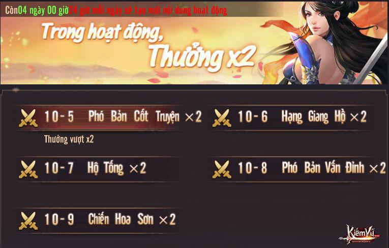 Top 2 Google play - Kiếm Vũ Mobi VNG gây choáng với bản cập nhật đầu tiên