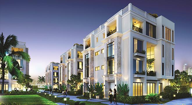 Sống sang trọng, kiếm bạc tỷ từ dự án La Casa Villa giữa lòng Thủ đô