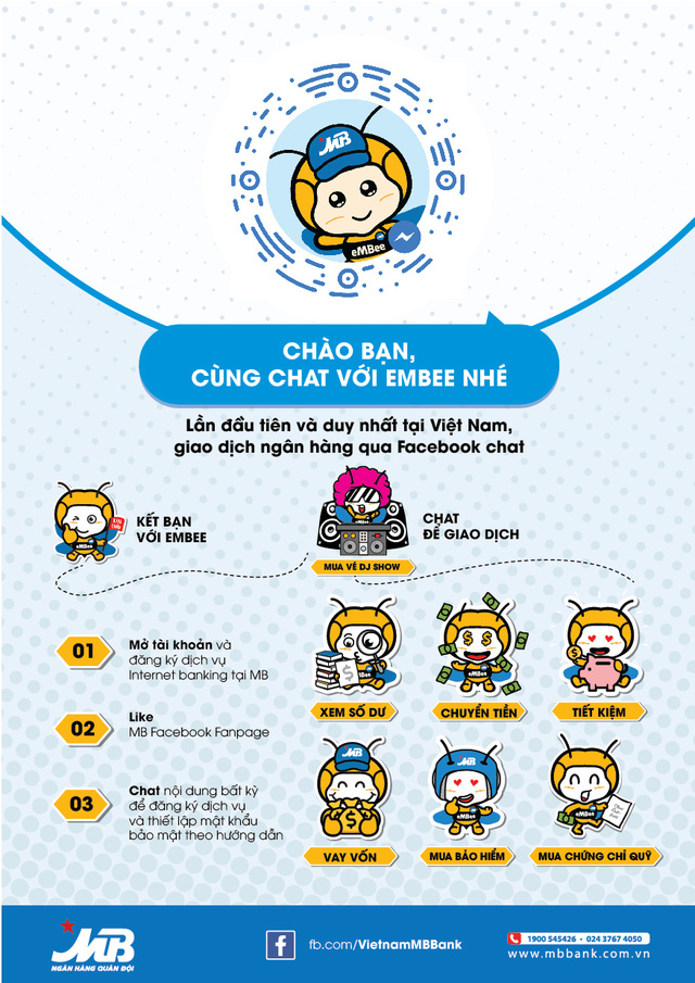 Người Việt làm quen có chuyển nhượng ngân hàng qua Facebook Messenger - Ảnh 1.