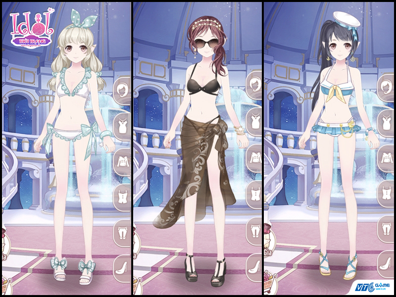 """Bikini đầy rẫy, các nam game thủ sắp được """"no mắt"""" trong tựa game này!"""