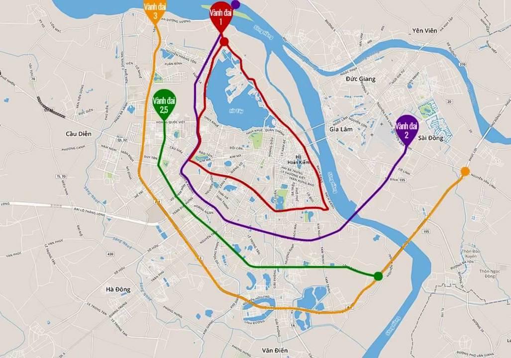 Tuyến đường 2.5 - yếu tố khiến BĐS phía Nam sôi động lên từng ngày