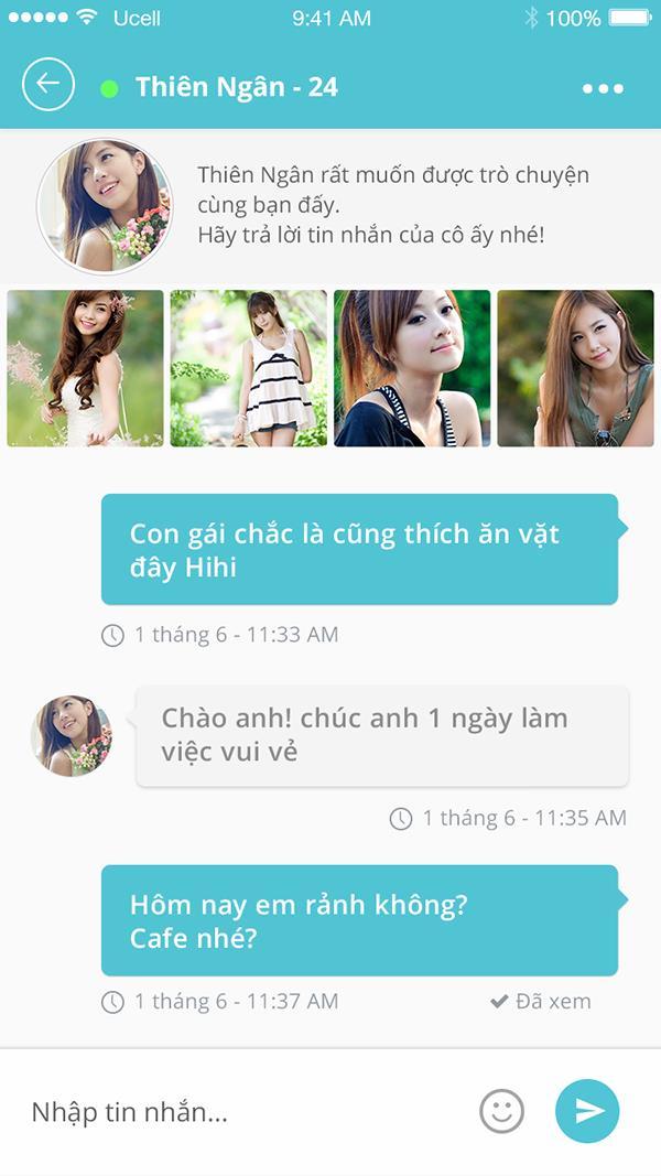 YmeetMe: Ứng dụng hẹn hò an toàn cho phụ nữ đầu tiên ở Việt Nam - Ảnh 2.