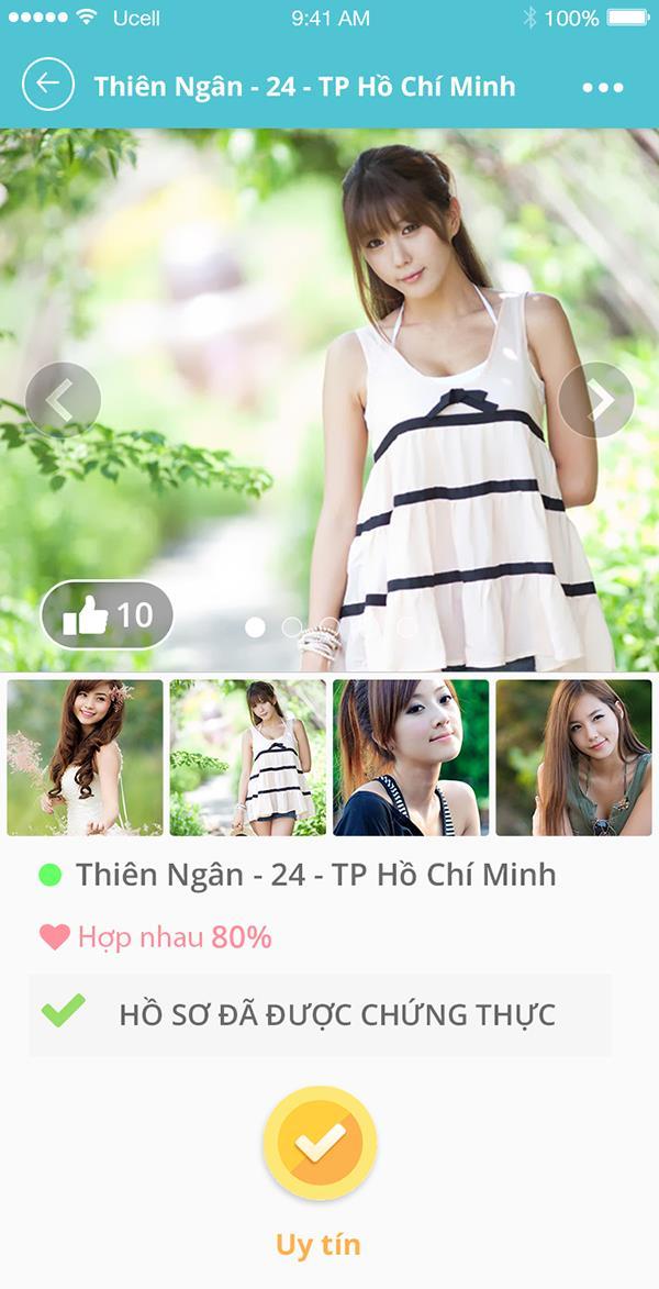 YmeetMe: Ứng dụng hẹn hò an toàn cho phụ nữ đầu tiên ở Việt Nam - Ảnh 3.