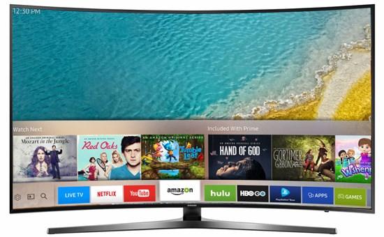 Top Smart TV mang không khí Tết về nhà với giá rất hấp dẫn - Ảnh 10.