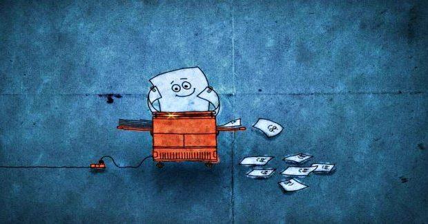 Vì sao bảo mật máy in lại quan trọng với doanh nghiệp? - Ảnh 1.