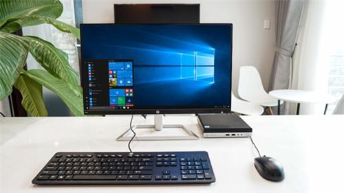 """Desktop Mini – Chiếc PC """"biến hình"""" cho mọi nhu cầu sử dụng - Ảnh 1."""