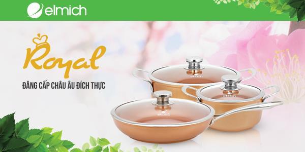Xu hướng mới của Tết 2018: mua đồ gia dụng Elmich & Royal Elmich làm quà tặng - Ảnh 1.
