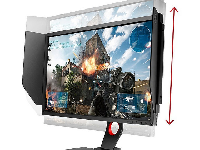 BenQ giới thiệu màn hình chơi game Zowie XL2546 tần số quét 240Hz cùng công nghệ hình ảnh DyAc - Ảnh 5.